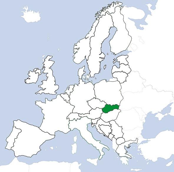 JeppView VFR: Slovakia