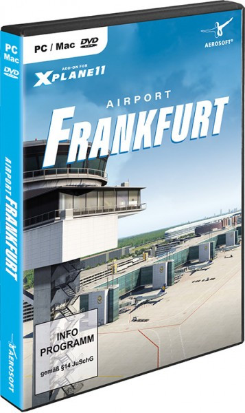 Airport Frankfurt V2 XP