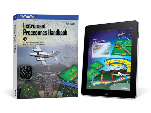 Instrument Procedures Handbook (Book)