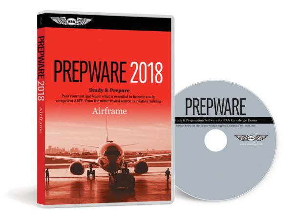AMT Prepware Airframe 2018