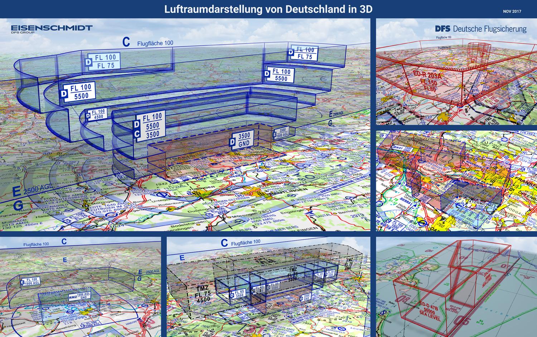Luftraumstruktur 2D