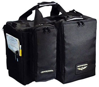 Jeppesen: Aviator Bag