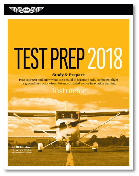 Test Prep Instructor 2018