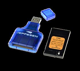 Skybound G2 USB Adapter + Blank NavData Card for Garmin 400/500 WAAS GPS Bundle