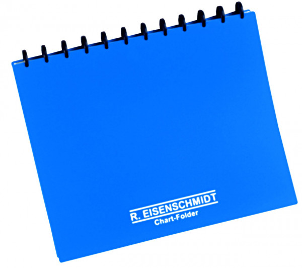 Chart-Folder DIN A4: Hüllen
