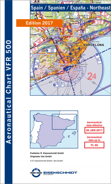 VFR 500 Spain Northeast