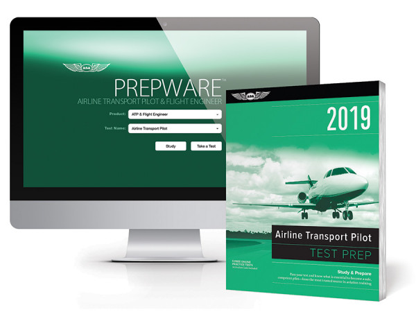 Test Prep 2019: Airline Transport Pilot (Bundle)