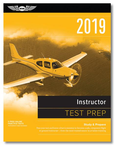 Test Prep 2019: Instructor (Buch)