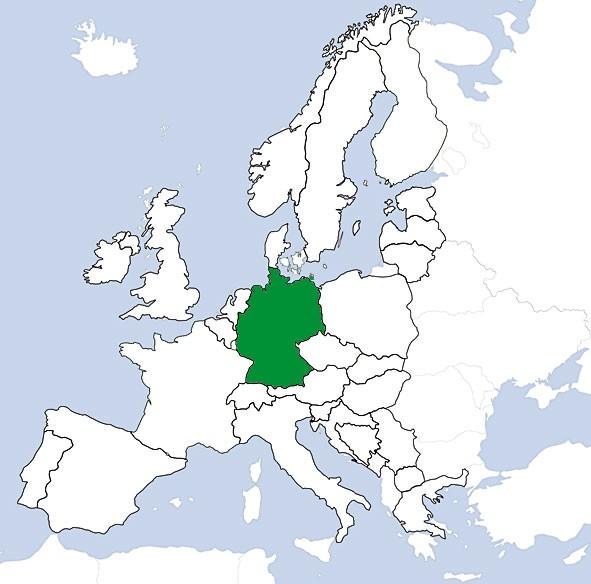 JeppView VFR: Deutschland