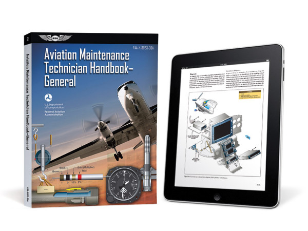 Aviation Maintenance Technician Handbook: General (eBundle)