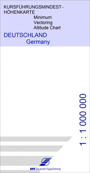 IFR-Streckenkarte DFS Kursführungsmindesthöhenkarte