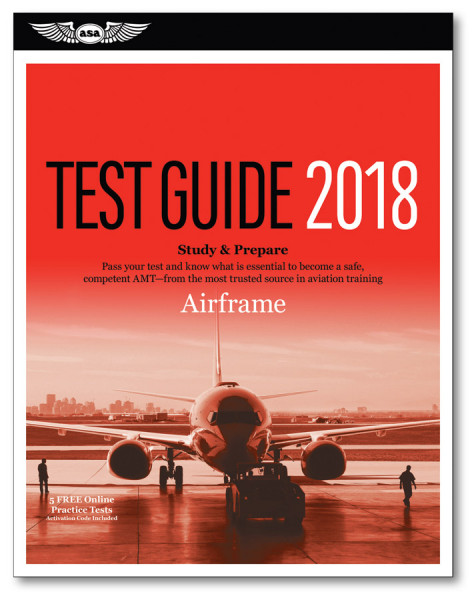 AMT Test Guide Airframe