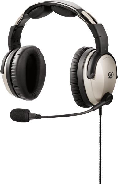 Lightspeed Zulu 3, ANR-Headset mit PJ-Stecker (Batteriefach)