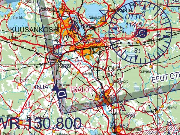 ICAO Finland Helsinki East