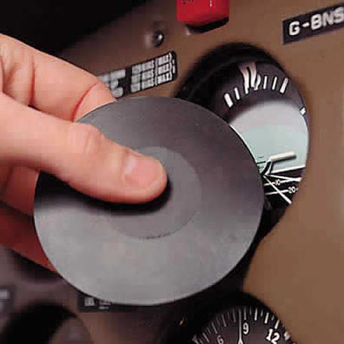 Transair Partial Panel Simulator