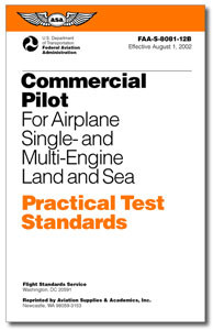 Practical Test Standards: Commercial Pilot