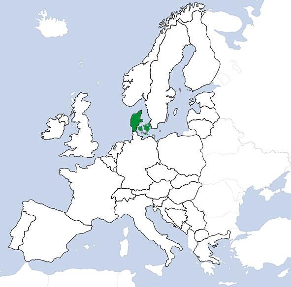 JeppView VFR: Denmark