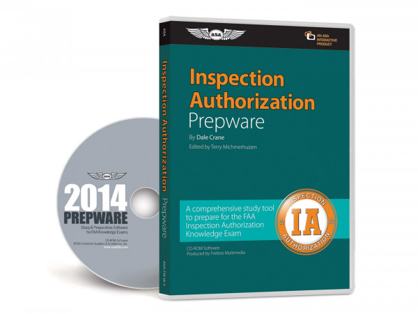Inspection Authorization Prepware