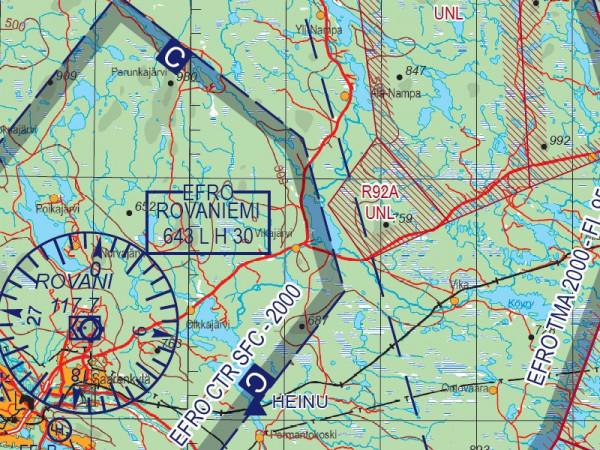 ICAO Finland Rovaniemi