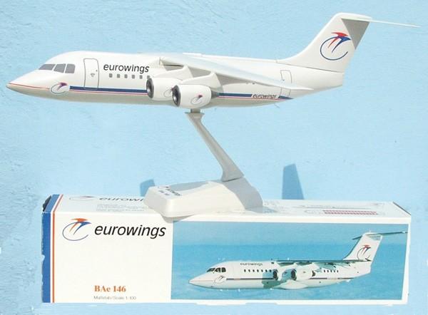 Eurowings-Modell BAE 146