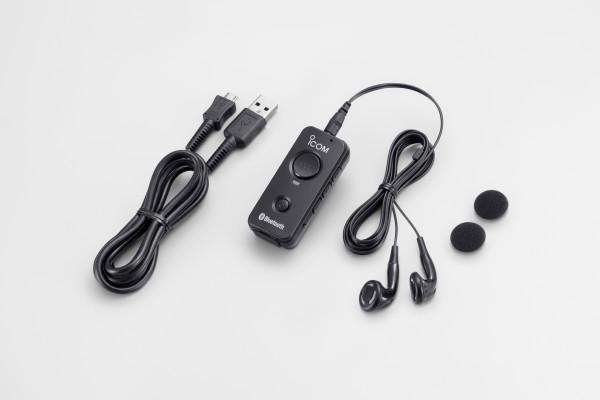 Bluetooth-Headset VS-3 (für ICOM A25NE + A25CE)