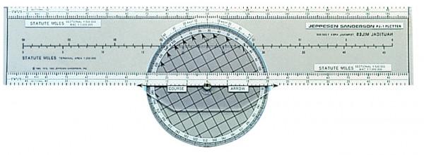 Rotating Azimut Plotter PJ 1