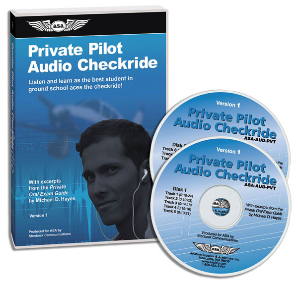 Private Pilot Audio Checkride