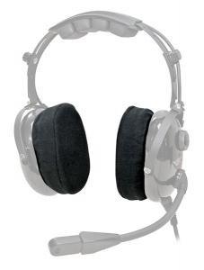 Stoffbezüge für Headsets - groß