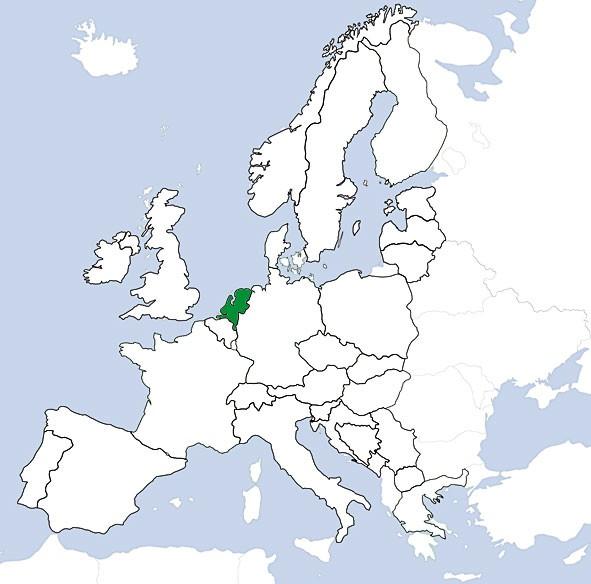 JeppView VFR: Niederlande