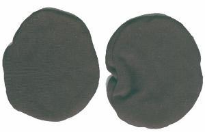 Stoffbezüge für Headsets - klein