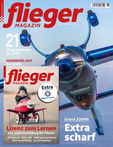 fliegermagazin, Einzelausgabe