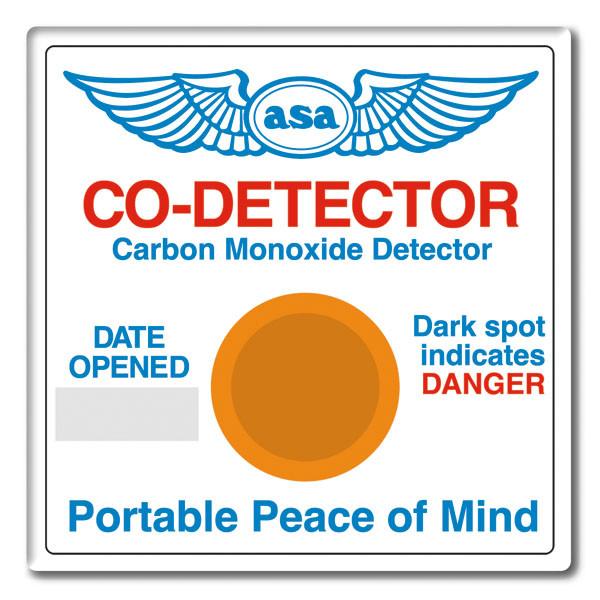 CO-Detector (13 Stück)