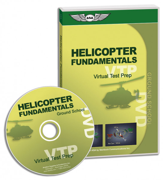 Helicopter Fundamentals - Virtual Test Prep