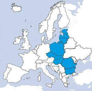 JeppView IFR: EAS Osteuropa Spezial