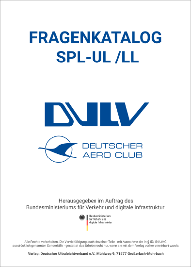 Fragenkatalog SPL-UL/LL, Online-Aktivierungscode