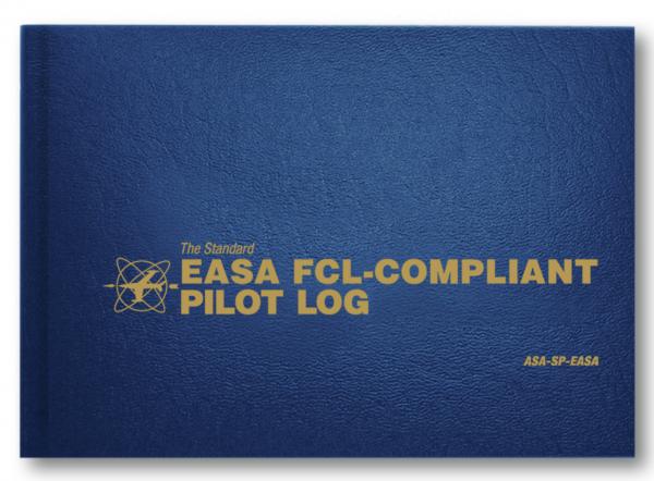 The Standard EASA FCL-Compliant Pilot Log