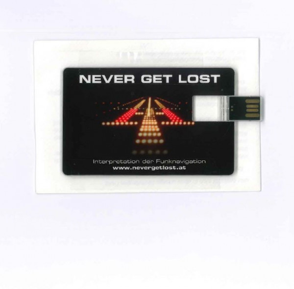 Never get lost - Interpretation der Funknavigation (USB-Stick)
