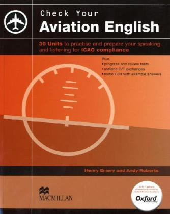 Check your Aviation English (inkl. 2 Audio-CD's)