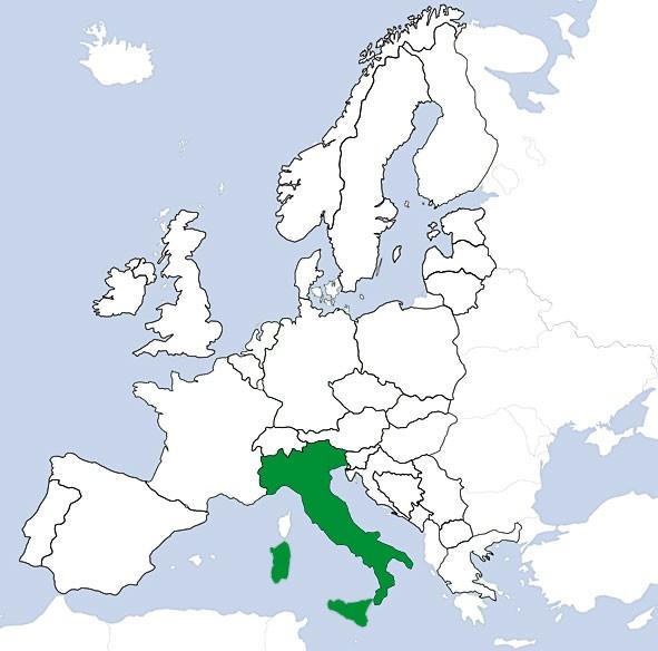 JeppView VFR: TripKit - Italien/Malta (digital)