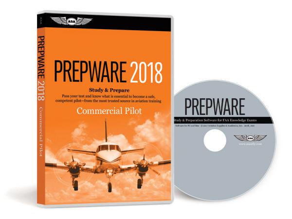 Prepware Commercial Pilot 2018