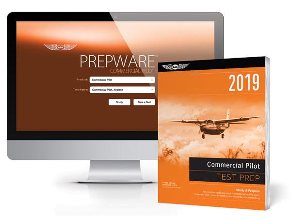 Test Prep 2020: Commercial Pilot (Bundle)