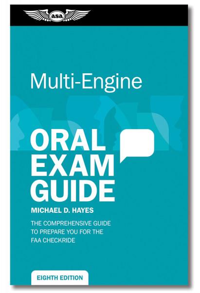 ASA Oral Exam Guide Multi Engine 8th Edition