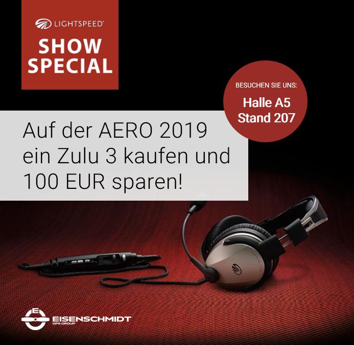 Lightspeed Show Special