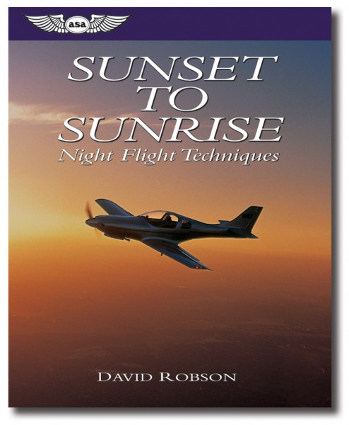 Sunset to Sunrise: Night Flight Techniques