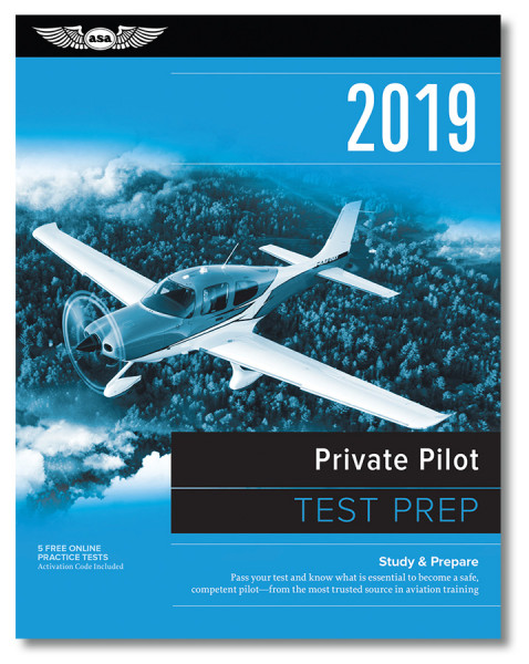 Test Prep 2019: Private Pilot (Buch)