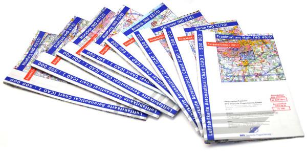 ICAO-Kartensatz