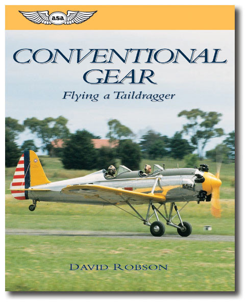 Conventional Gear: Flying a Taildragger