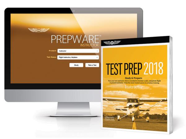 Test Prep Instructor 2018 Bundle