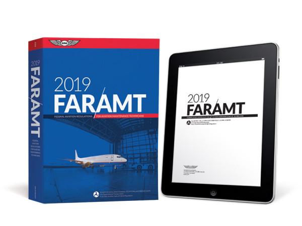 FAR/AMT Aviation Maintenance Technicians (eBundle: Buch und eBook PDF Download)