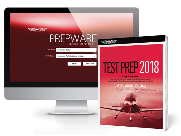 Test Prep Instrument Rating 2018 Bundle